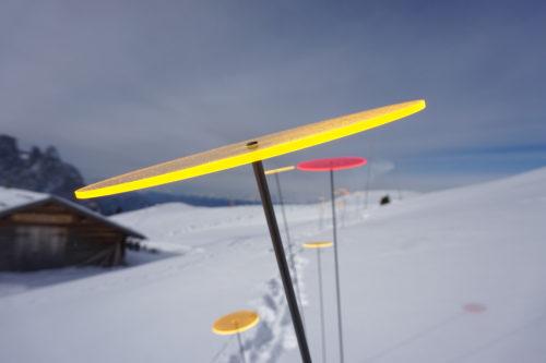 Pista da ski – Alpe di Siusi